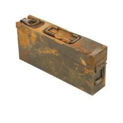 Bundeswehr Ammo Box, used