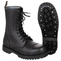 Boots, 10 hole, black