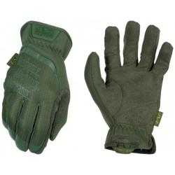 Mechanix FastFit gloves, Olive drab