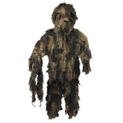 Ghillie Suit maskeerimiskostüüm, metsalaiku