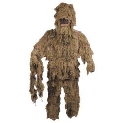 Ghillie Suit maskeerimiskostüüm, kõrbelaiku