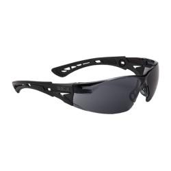Safety glasses BOLLÉ® BSSI RUSH+, Smoke