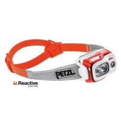 Налобный фонарь Petzl Swift® RL, оранжевый