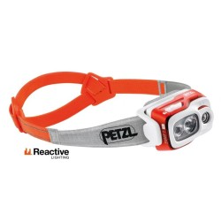 Petzl Swift® RL headlamp, orange