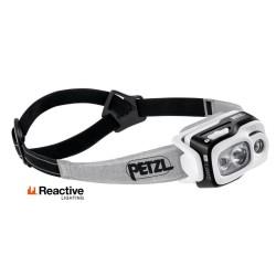 Petzl Swift® RL headlamp, black