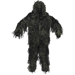 Ghillie Suit maskeerimiskostüüm, 3-D Body System