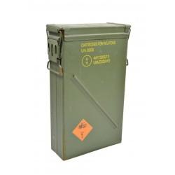 US Army Ammo Box 6B, used