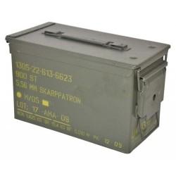 Denmark Ammo Box cal 5,56, like new