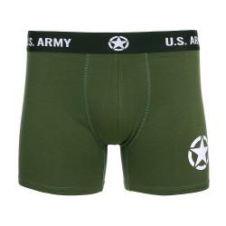 "Fostex Boxer shorts ""US-Army"", green"