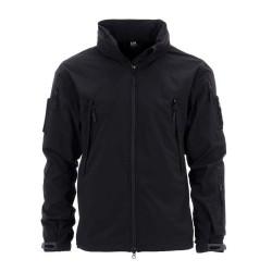 101Inc Tactical Softshell summer jacket, black