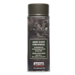 Fosco Spray Paint, 400 ml, olive drab