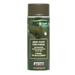 Fosco Spray Paint, 400 ml, VW bulli green