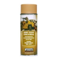 Fosco Spray Paint, 400 ml, Brown Beige
