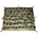 Ghillie Blanket, 3,5 x 1,5 m, woodland