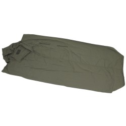 GB Sleeping bag liner, olive green
