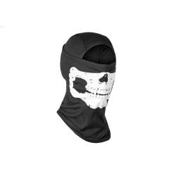 "Invader Gear Balaclava ""MPS Death Head"", black"