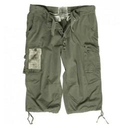 Air Combat 3/4 lühikesed püksid, oliivroheline