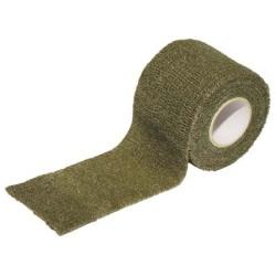 Maskeerimisteip oliivroheline