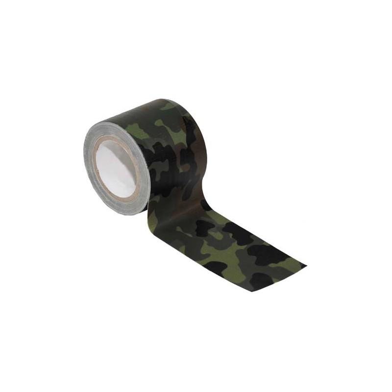 Bundeswehr tekstiilteip, BW camo