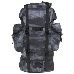 BW Combat Рюкзак, большая (65L), HDT camo grey