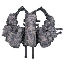 Тактический жилет, AT-digital, с различными карманами