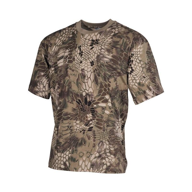 US T-Shirt, classic-style, Snake FG