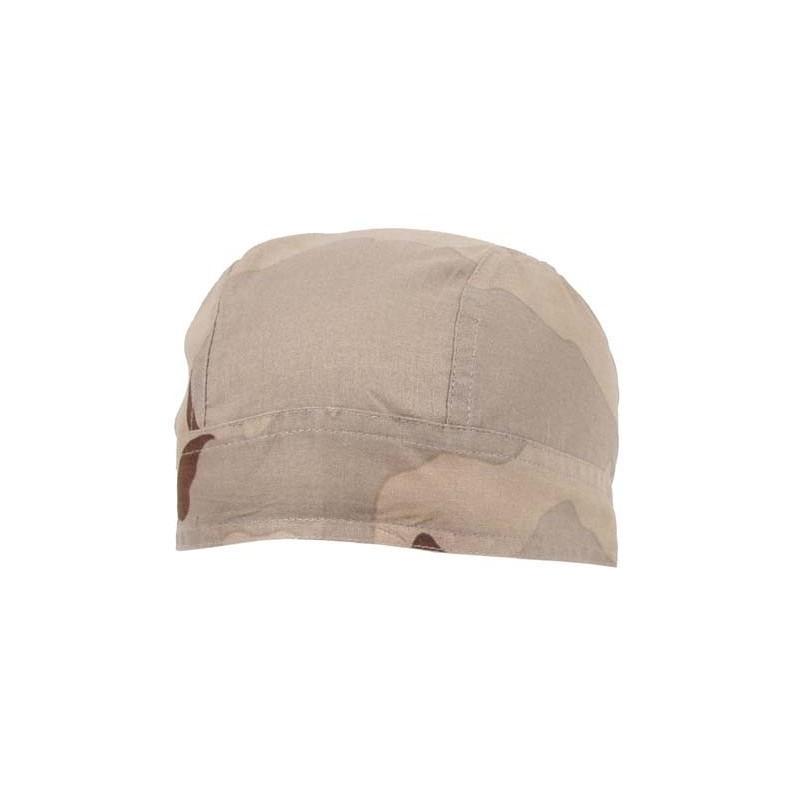 Headwrap, 3 col. desert