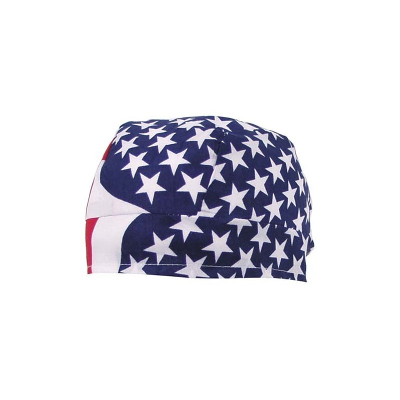 Headwrap, USA flag