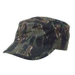 U.S. BDU Field cap, nokamüts, tiger stripe