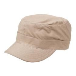 US BDU Field Cap, Rip Stop, khaki