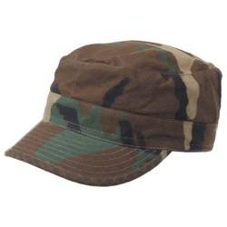 U.S. BDU Field cap, nokamüts, metsalaiku