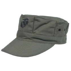 US Marine Corp Cap, OD green