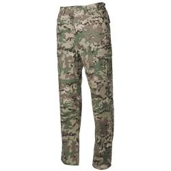 US BDU Field Pants, Rip Stop, operation camo