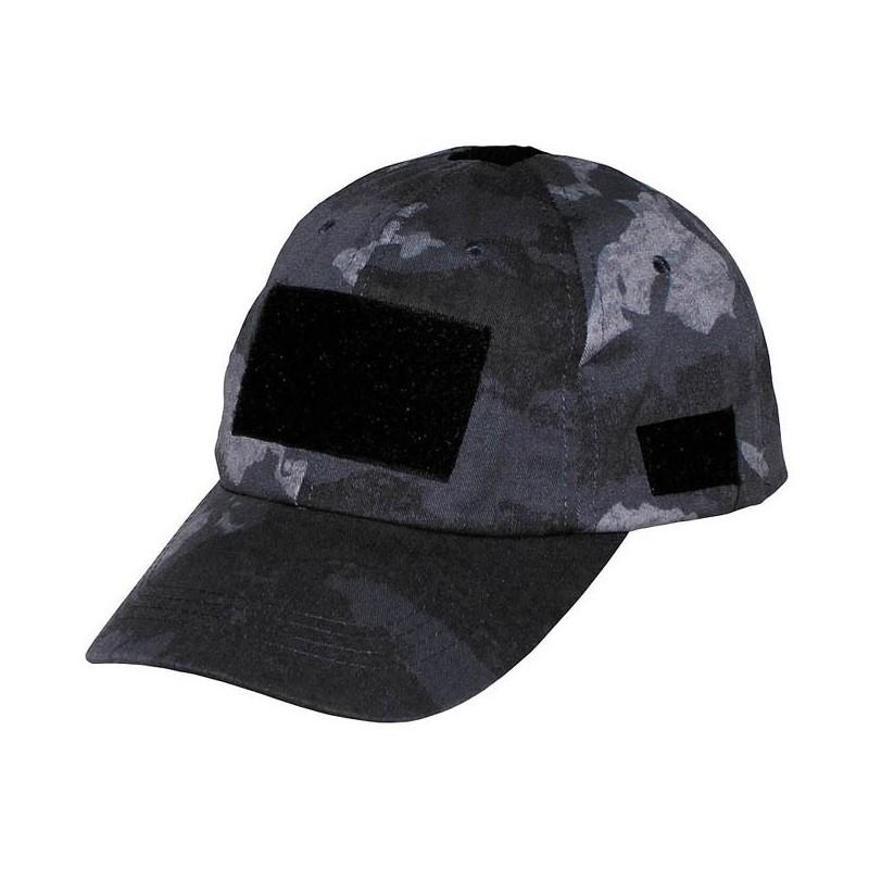 Operations Cap, nokamüts velcro, HDT camo grey