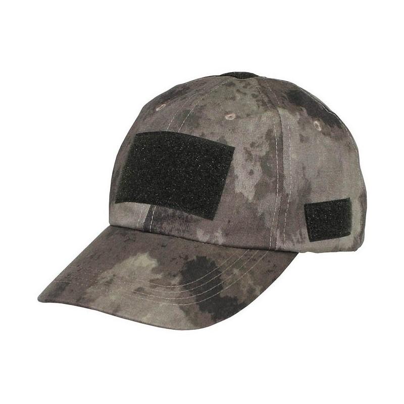 Operations Cap, nokamüts velcro, HDT camo