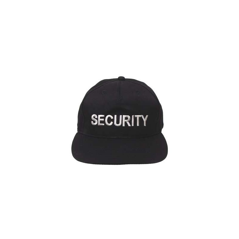 "US Cap, ""SECURITY"", size-adjustable"