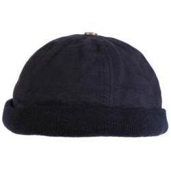 Cap, blue, without visor