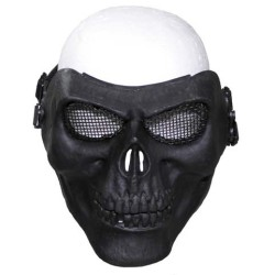 Airsofti poolmask, must
