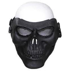 """Маска для лица """", череп"""", черный"""