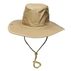 Буш Hat, подбородок ремень, khaki