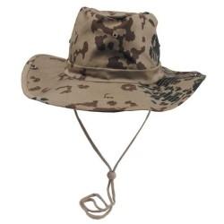 Буш Hat, подбородок ремень, BW tropical camo