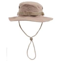 US GI Bush Hat, Rip Stop, chin strap, khaki