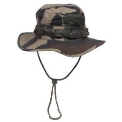 US GI Bush Hat, Rip Stop, chin strap, CCE-camo