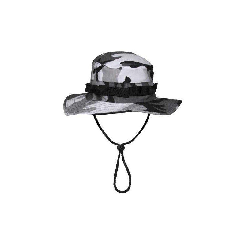 US GI Bush Hat, Rip Stop, chin strap, urban