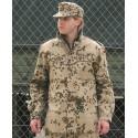 Saksa armee tropical flecktarn laiku tagi - Kasutatud