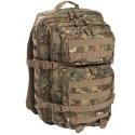 Backpack US assault large, Woodland-ARID