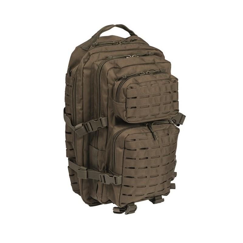 Backpack US assault Laser large, OD green