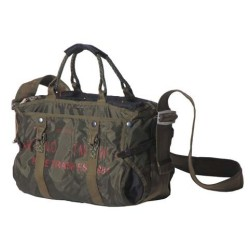 "Bag, nylon ""PT"", big, OD green"
