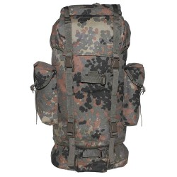 BW Combat Backpack, big, BW camo