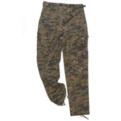 США Цифровые Лесной BDU брюки полевые стиль